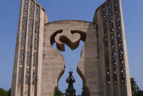Monument Lomé